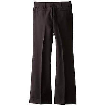 Amy Byer Girls' Dimensiune 7-16 School Uniform Pants with Stretch,, Negru, Mărime 10