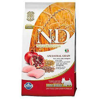Farmina N&D Low Ancestral Grain Adult Mini Chicken and Pomegranate