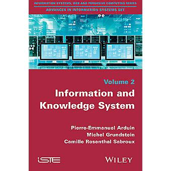 Information and Knowledge Systems by Arduin & PierreEmmanuel