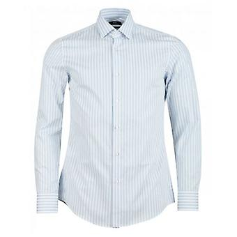 BOSS Jenno Candy Stripe Shirt