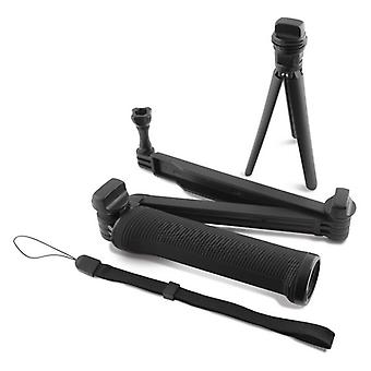 Sportcamera accessoire KSIX (3 pc's) Zwart
