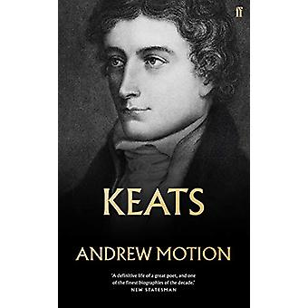 Keats by Sir Andrew Motion - 9780571346660 Book