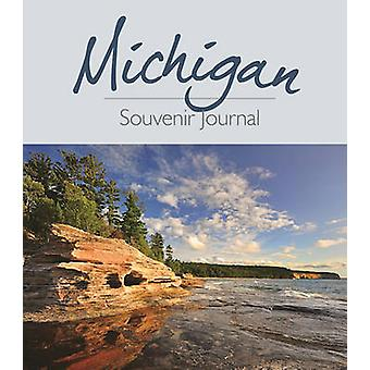 Michigan Souvenir Journal by Brett Ortler - 9781591935667 Book