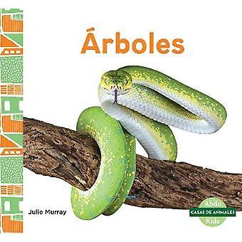 arboles (Trees) by Julie Murray - 9781644943724 Book