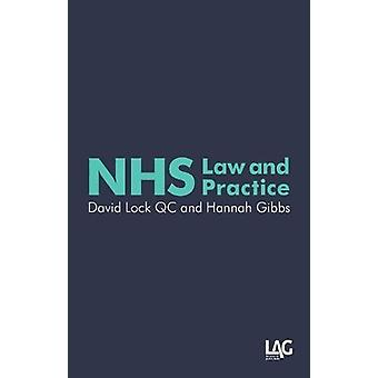 NHS Law and Practice by David Lock QC - 9781912273065 Book