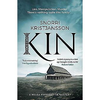 Kin von Snorri Kristjansson - 9781784298098 Buch