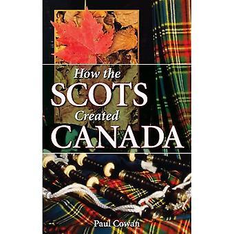 Como os escoceses criaram o Canadá