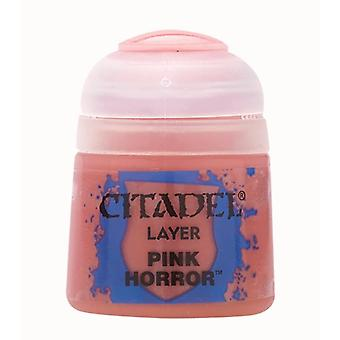 Pink Horror, Citadel Paint - Layer, Warhammer 40,000/Age of Sigmar