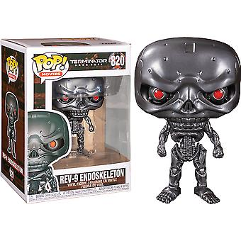 Terminator Dark Fate REV-9 Endoskeleton Pop! Vinyl