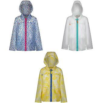 Regatta ulkona lasten/tytöt Epping hupullinen sade Mac