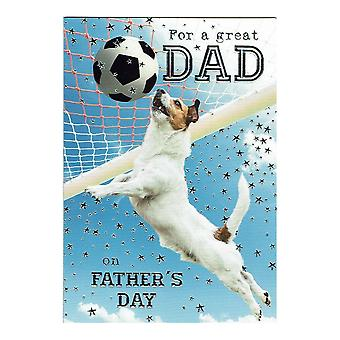 Nigel Quiney Publications For A Great Dad On Fathers Day Card Df248