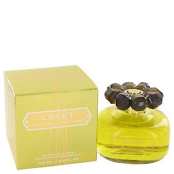Covet Eau De Parfum Spray By Sarah Jessica Parker 3.4 oz Eau De Parfum Spray