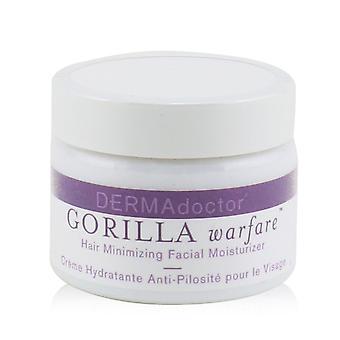 Gorilla warfare hair minimizing facial moisturizer 248916 50ml/1.69oz