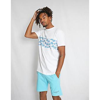 Novo McKenzie Men'tyce palm t-shirt branco