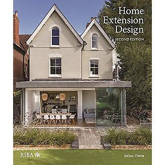 Home Extension Design by Julian Owen - 9781859468142 Book