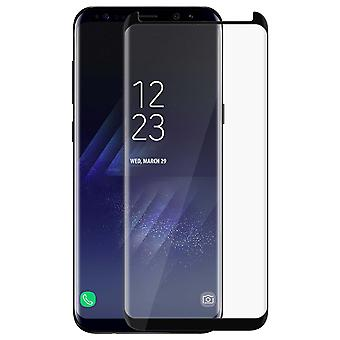 Akashi Galaxy S8 Tempered Glass Curved Film Integral Screen - Transparent