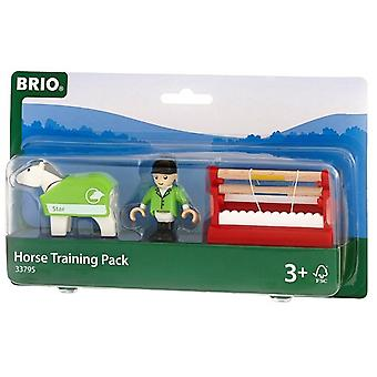 BRIO Horse Training Pack