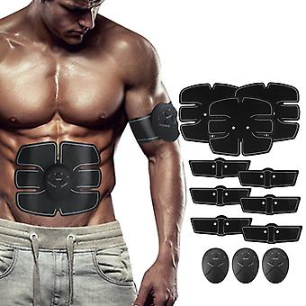 Ems arm abdominal muscle trainer 12pcs