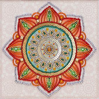 VDV Bead Embroidery Kit - To Happiness