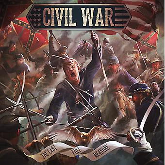 Civil War - Last Full Measure (Gatefold 2LP) [Vinyl] USA import