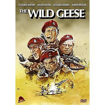 Wild Geese [DVD] USA import