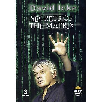 Icke D-Secrets of the Matrix [DVD] USA import