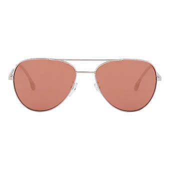 Paul Smith ANGUS SUN PSSN006V2 01 Silver - Rose Crystal/Flash Gold Sunglasses