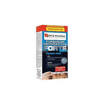 Forte Pharma Turboslim Cronoactive Forte Men 56 Tablets