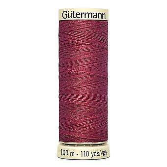 Gutermann Sew-all 100% Polyester Thread 100m Hand and Machine Colour Code  - 730