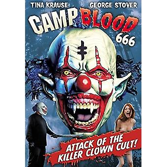 Camp Blood 666 [DVD] USA import