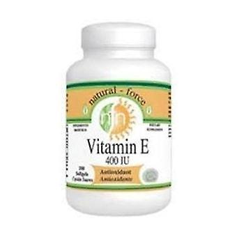 Vitamine E 100 perles