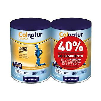 Colnatur Complex Neutral Flavor Pack 2 units of 330g