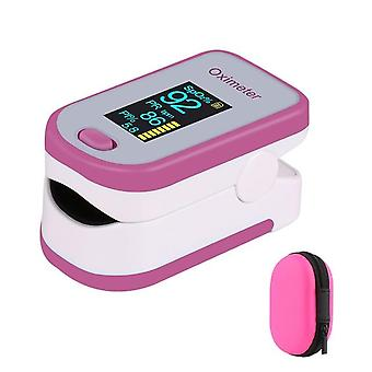 Portable Finger Pulse Medical Equipment With OLED Display Heart Rate Spo2 PR Pulse (Blood Pressure)
