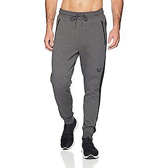 Peak Velocity Men's Metro Fleece 'Build Your Own' Jogger Sweatpants (S-3XL, L...