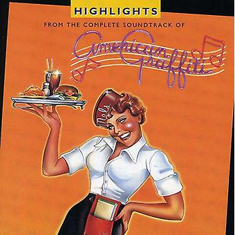American Graffiti - Highlights From Soundtrack [CD] USA import