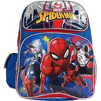 Backpack - Marvel - Spiderman Blue 16