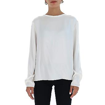 Tom Ford Ts1930fax727aw003 Women's White Cotton Sweater