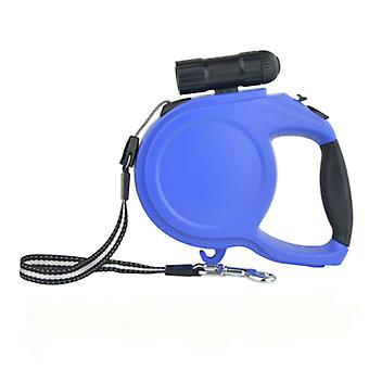 Fully automatic retractable dog leash