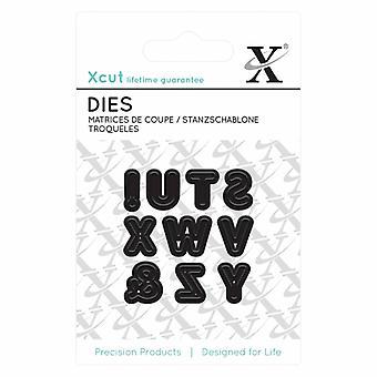 Xcut Mini Die – Alpha's Partie 3