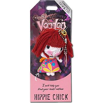 Watchover Voodoo Dolls Hippie Chick