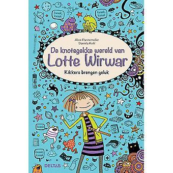 de knotsgekke wereld van Lotte Wirwar - knikkers brengen geluk