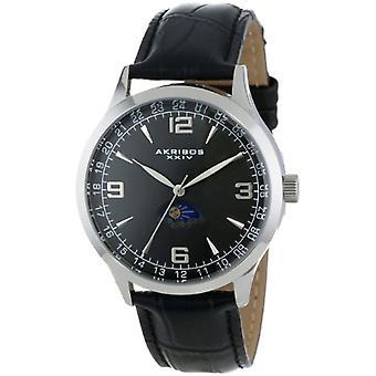 Akribos XXIV Clock Man Ref. AK637SB