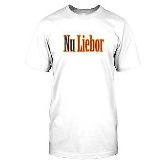 Nu Liebor complot Mens T Shirt