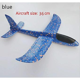 36~48cm Aircraft Flying Glider Toy For Children Outdoor Game -  Hand Throw Flying Glider Planes Toys Foam Flying Model Airplanes