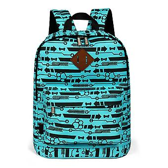 Boy Print Backpack