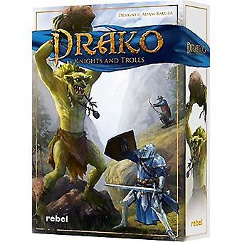 Drako Knights and Trolls