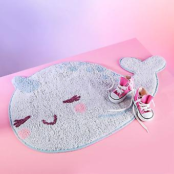 Narwhal Rug - Childrens Bedroom Nursery