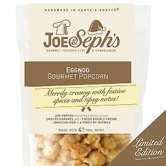 Eggnog Popcorn