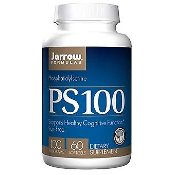 Jarrow Formulas Phosphatidyl Serine ( PS-100), 60 Softgel