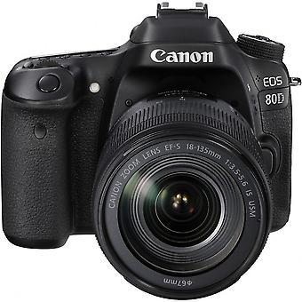 CANON EOS 80D KIT EF-S 18-135mm F3.5-5.6 IS USM